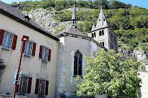 Abbaye de Saint-Maurice d'Agaune, Saint-Maurice, Switzerland