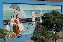 Colachel War Memorial, Colachel, India