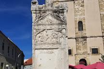 Orpheus Monument, Ptuj, Slovenia