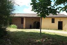 Villa Brandi, Siena, Italy