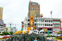 Cat Monument, Kuching, Malaysia