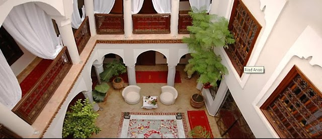 RIAD medina Marrakech ANAÏS