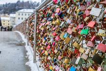 Makartsteg, Salzburg, Austria