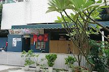Dongsanshui Street Market(Xinfu Market), Taipei, Taiwan