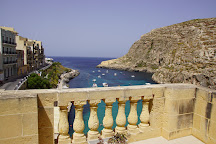 Xlendi Beach, Cliff and Caves, Xlendi, Malta