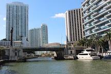 Brickell Avenue Bridge, Miami, United States