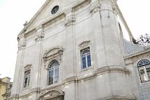 Iglesia de San Nicolas - Igreja de Sao Nicolau, Lisbon, Portugal