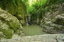 Agura Waterfalls, Khosta District, Russia