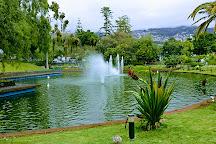 Parque de Santa Catarina, Funchal, Portugal