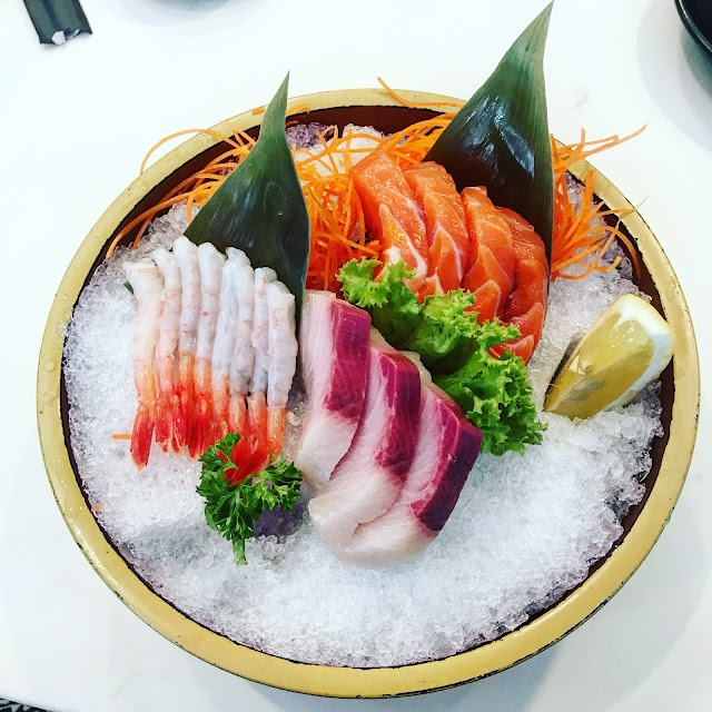 Excapade Sushi Serusop