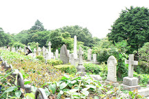 The Yokohama Foreign General Cemetery, Yokohama, Japan