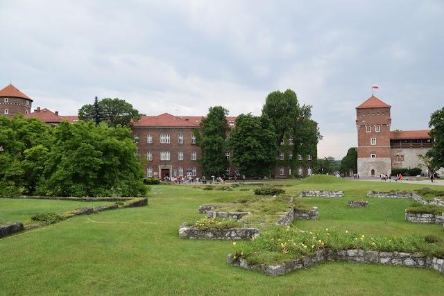 Wawel Royal Castle. Exhibition Center - Conference