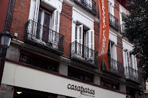 Casa Patas, Flamenco en Vivo, Madrid, Spain
