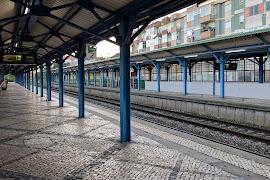 Железнодорожная станция   Portela de Sintra