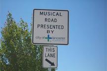 Civic Musical Road, Lancaster, United States