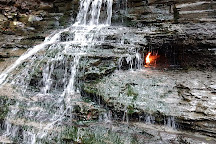 Eternal Flame Falls, Orchard Park, United States