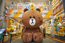 LINE Friends Flagship Store Myeongdong Station, Seoul, South Korea
