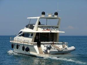 Zante yacht