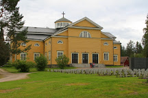 Mantyharju Church, Mantyharju, Finland