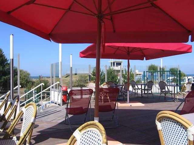 Bar Brasserie du Minigolf Piscine de la Plage