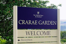 Crarae Garden Argyll, Inveraray, United Kingdom