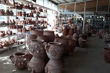Kikis Pandechis Pottery, Limassol, Cyprus