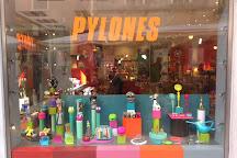 Pylones, Venice, Italy