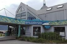 Marine Mammal Interpretation Centre, Tadoussac, Canada