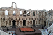 Herod Atticus Odeon, Athens, Greece