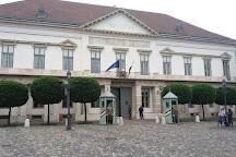 Sandor Palace, Budapest, Hungary