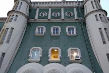 Palacio Barolo, Buenos Aires, Argentina