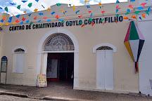 Centro de Criatividade Odylo Costa Filho, Sao Luis, Brazil