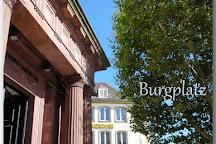 Burgplatz, Dusseldorf, Germany