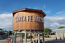 Railyard Park, Santa Fe, United States