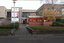 Duel Park, Ostrava, Czech Republic