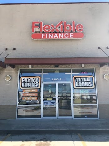 Flexible Finance Payday Loans Picture