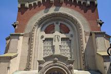 Chiesa del Sacro Cuore di Gesu, Milan, Italy