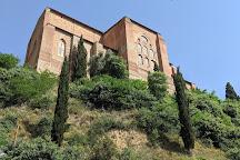 Basilica Cateriniana San Domenico, Siena, Italy