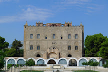 Il Castello della Zisa, Palermo, Italy