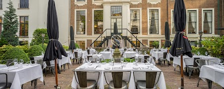 Best Restaurants in Amsterdam : Lion Noir