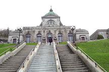 Saint Joseph's Oratory of Mount Royal, Montreal, Canada