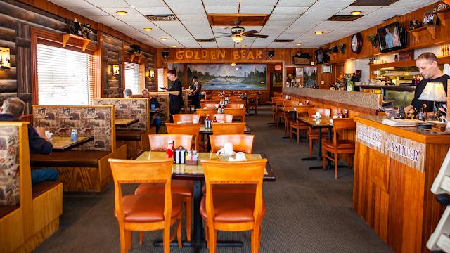Golden Bear Pancake House Restaurant