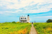 Wood Island Lighthouse, Biddeford Pool, United States