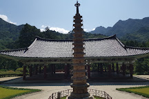 Pohyonsa Temple, Hyangsan, North Korea
