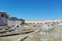 Roman Amphitheatre, Ancona, Italy
