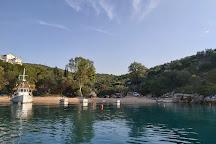 Sarakiniko Beach, Ithaca, Greece