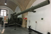 Civil War Shelters Museum, Cartagena, Spain