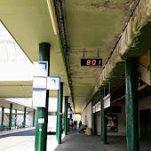 Станция  станции  Černý Most