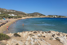 Faragas Beach, Paros, Greece