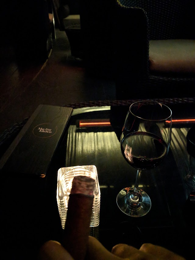 The May Fair Cigar Lounge